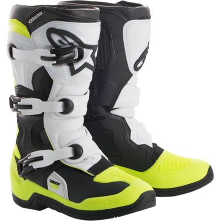 Alpinestars Tech 3S Youth MX Offroad Boots (Youth Mx Boots)