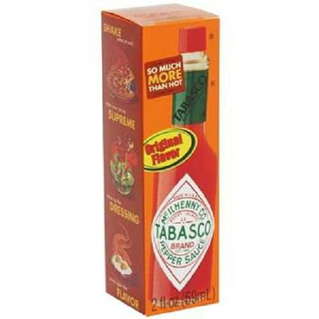 Tabasco Pepper Sauce - Product Of Tabasco, Pepper Sauce - Original Flavor, Count 1 - Sauces / Grab Varieties & Flavors