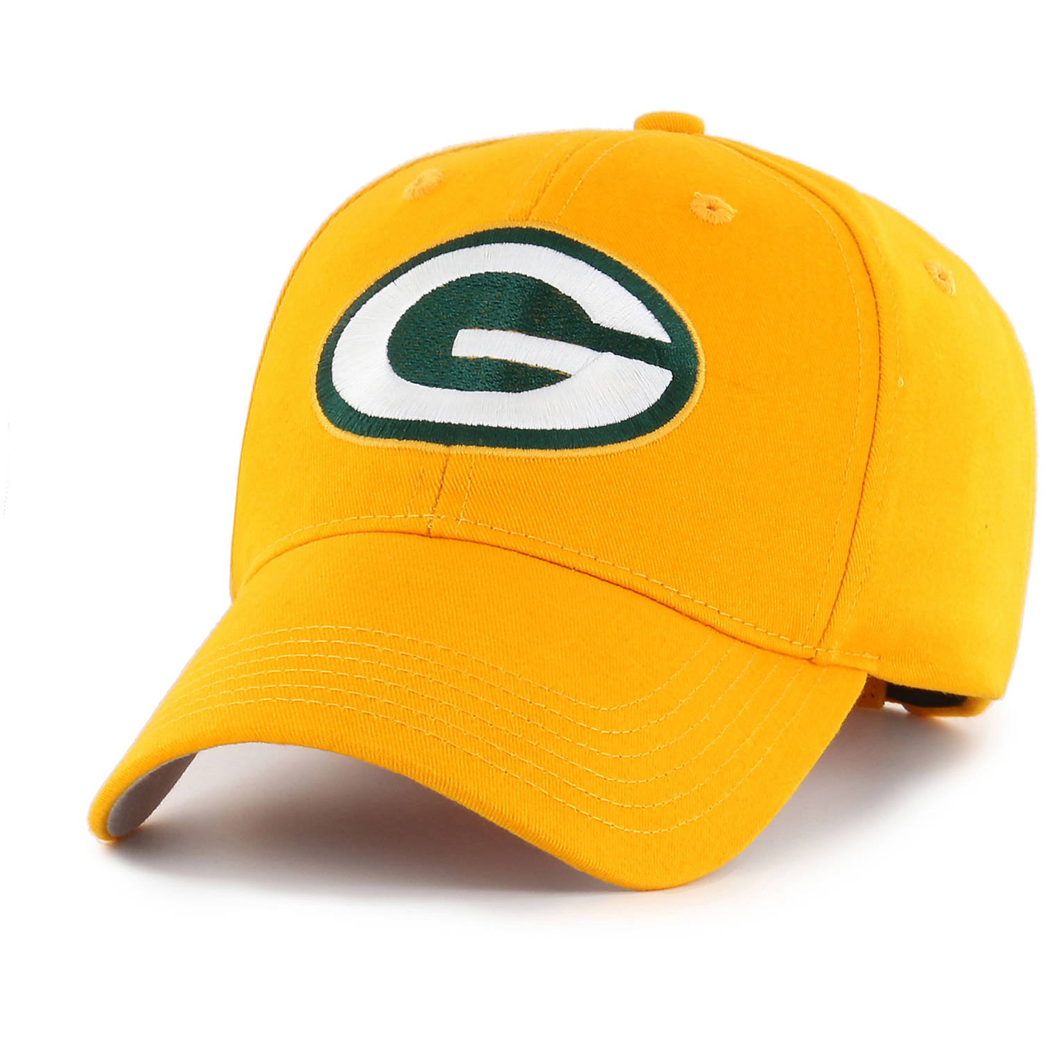 NFL Green Bay Packers Basic Cap Hat by Fan Favorite by Overstock