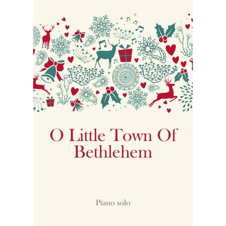 O Little Town Of Bethlehem - (Hymn O Little Town Of Bethlehem)