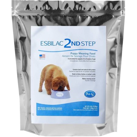 Esbilac 2nd Step Puppy Weaning Food, 5 lb
