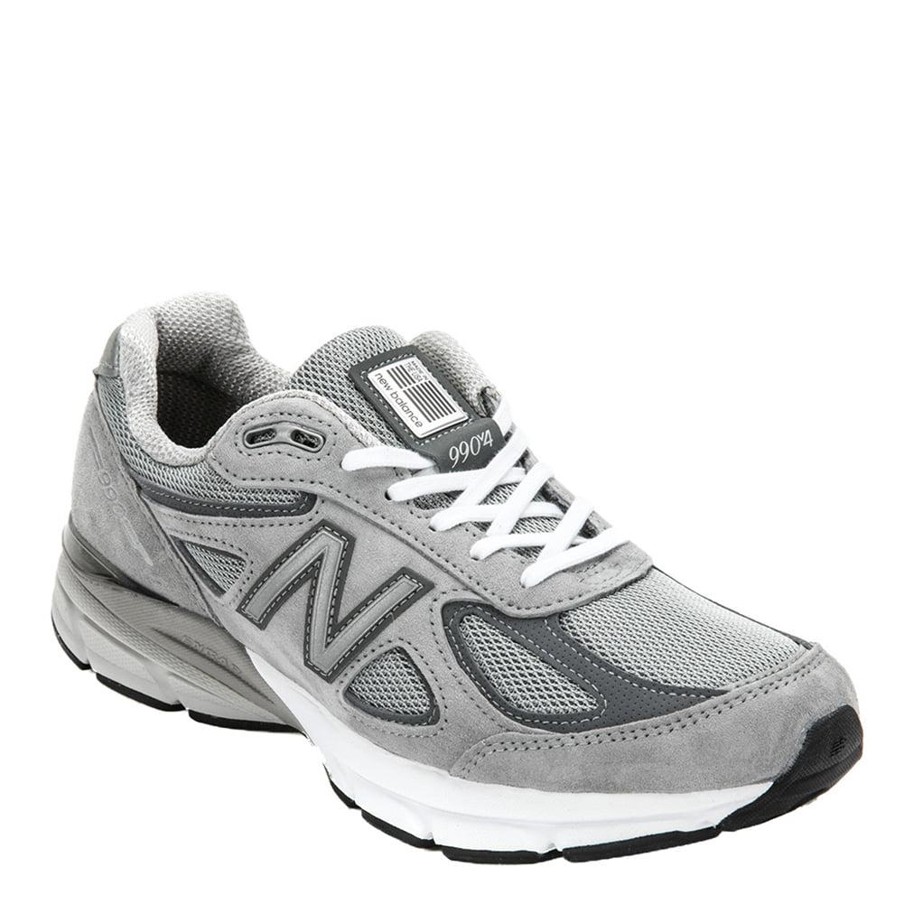 ba5fa205bf6 Buy New Balance Men s 990v4 Sneakers M990GL4 Grey w- Castlerock ...