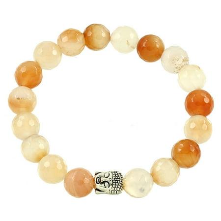 Falari Buddha Energy Natural Gemstone Bracelet
