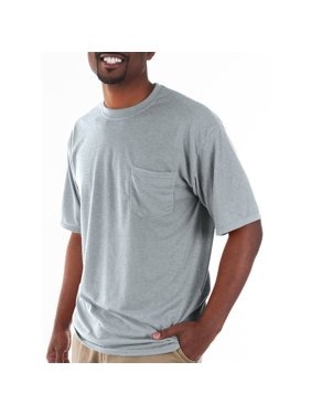 1c1f18457a17d Product Image Big and Tall Men s Classic Short Sleeve T-Shirt with Pocket