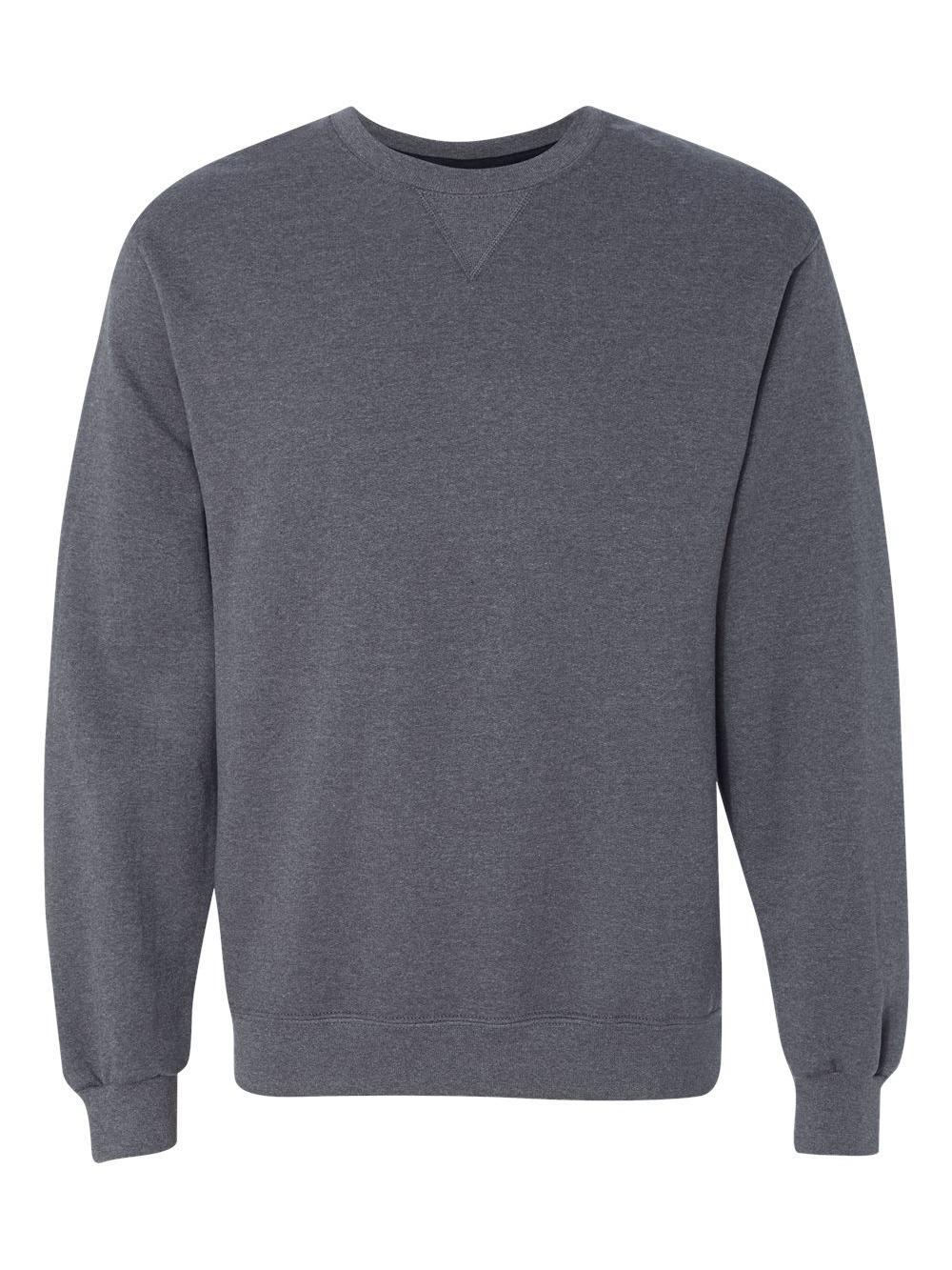 Fruit of the Loom Fleece Sofspun Crewneck Sweatshirt