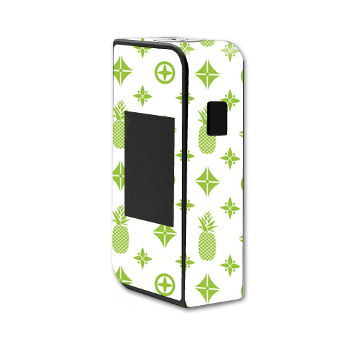 Skin Decal Wrap for Sigelei T150 Touchscreen mod skins sticker vape Lime Designer