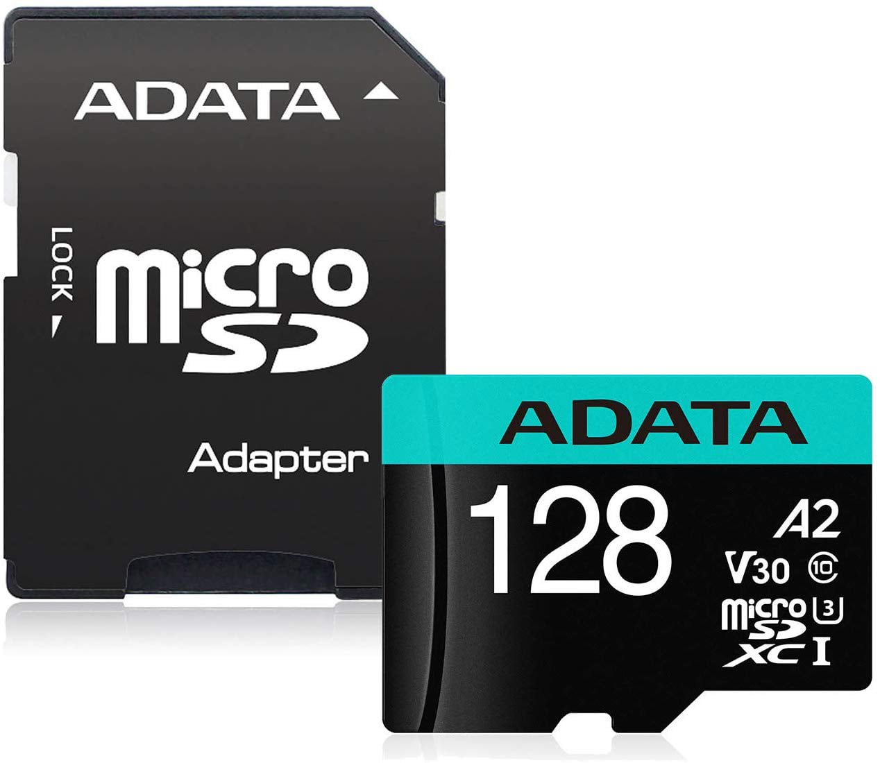 Heat /& Cold Resistant MIXZA Performance Grade 128GB Verified for Alcatel A30 Fierce MicroSDXC Card is Pro-Speed Built for Lifetime of Use! UHS-395MBs