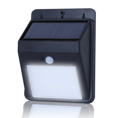 Led Solar Motion Sensor Lights  Four Stone 3 In 1 Waterproof Solar Energy Powered Security Light Outdoor Bright Light Lamp With 3 Intelligient Modes For Garden  Outdoor  Fence  Patio  Deck  Yard Etc