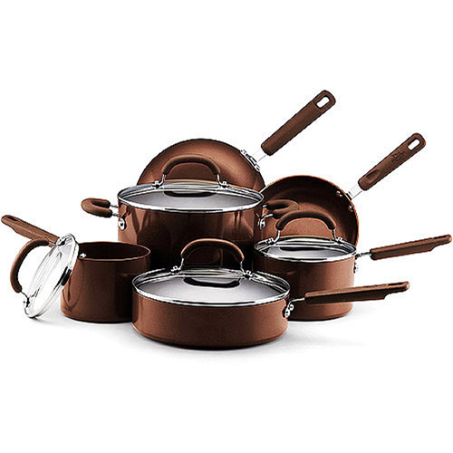 Earth Pan 10-Piece PFOA Free Non-Stick Cookware Set