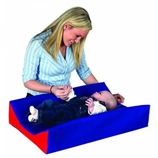 ECR4Kids Ultra-Soft Daycare Baby Changing Pad by ECR4Kids