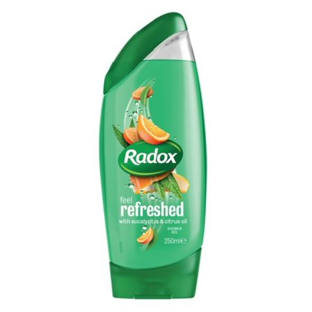 Radox Shower Refresh 250ml