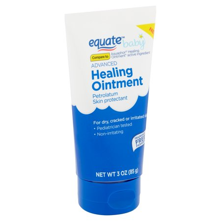 Equate Baby Advanced Healing Ointment, 3 oz
