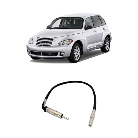 Chrysler PT Cruiser 2002-2010 Factory to Aftermarket Radio Antenna