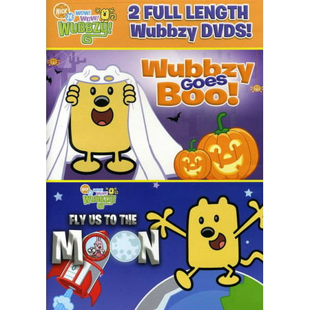 Wow Wow Wubbzy: Halloween Collection (DVD) (Wow Halloween Pets)