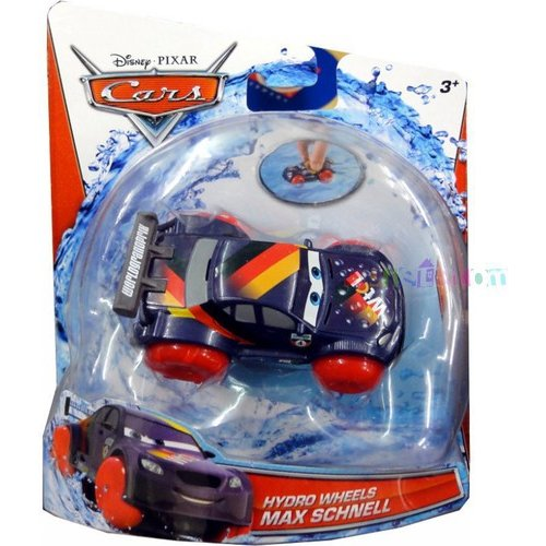 Disney Cars Hydro Wheels Max Schnell Vehicle