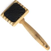 Pet Champion Cat Grooming Slicker Brush, Bamboo