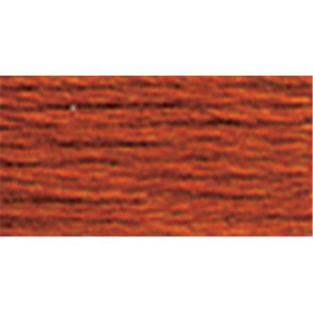 DMC 116 8-920 DMC Pearl Cotton Balls Size 8 - 95 Yards-Medium Copper