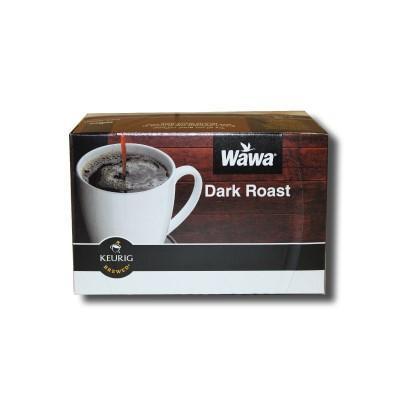 Wawa Dark Roast K Cup Coffee 12ct Walmart Com