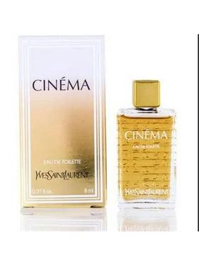 YSL CNMT02 0.27 oz Cinema Eau de Toilette Splash Mini Spray for Womens