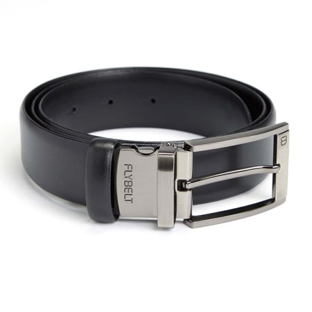 Royce Leather Airport Security Checkpoint Friendly Belt w/ Buckle NEW