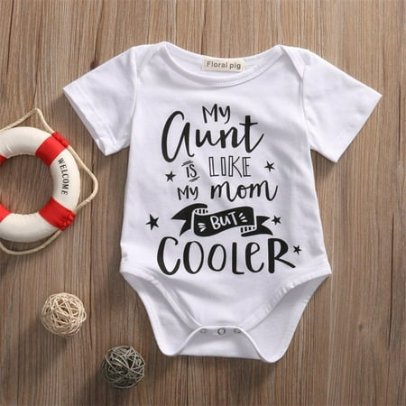 Cotton Newborn Toddler Baby Bodysuit Romper Infant Boy Girl Jumpsuit Kids Clothes Outfit
