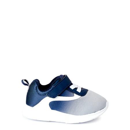 Wonder Nation Baby Boys Mesh Jogger Athletic Sneaker, Sizes 2-6