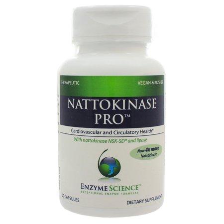 Enzyme Science  Nattokinase Pro 60 Capsules