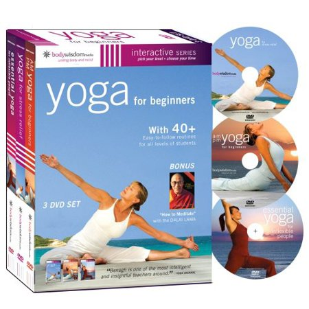 Yoga for Beginners & Beyond (DVD)