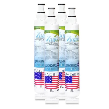 (4 Pack) Kenmore 9915 Compatible Refrigerator Water and Ice Filter