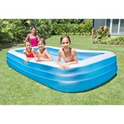 intex inflatable swim center family lounge pool