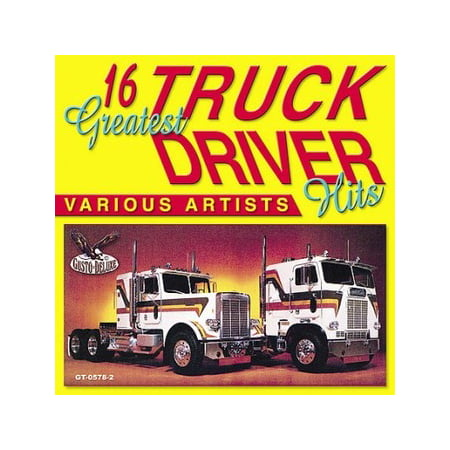 16 Greatest Truck Driving Hits