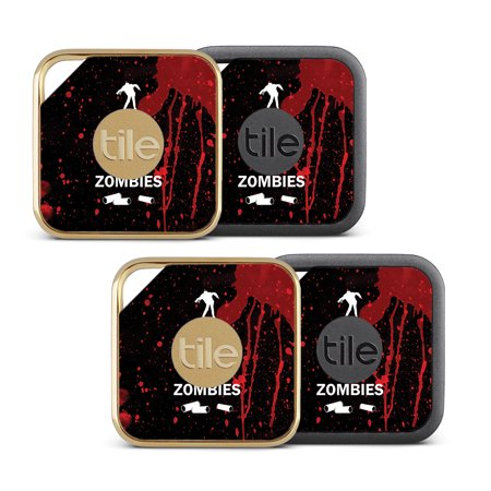 Skin For Tile Pro Sport And Style Smart  Pack Of 4 Skins    Kill Zombies  Mightyskins Protective  Durable  And Unique Vinyl Wrap Cover   Easy To Apply  Remove  And Change Styles   Made In The Usa