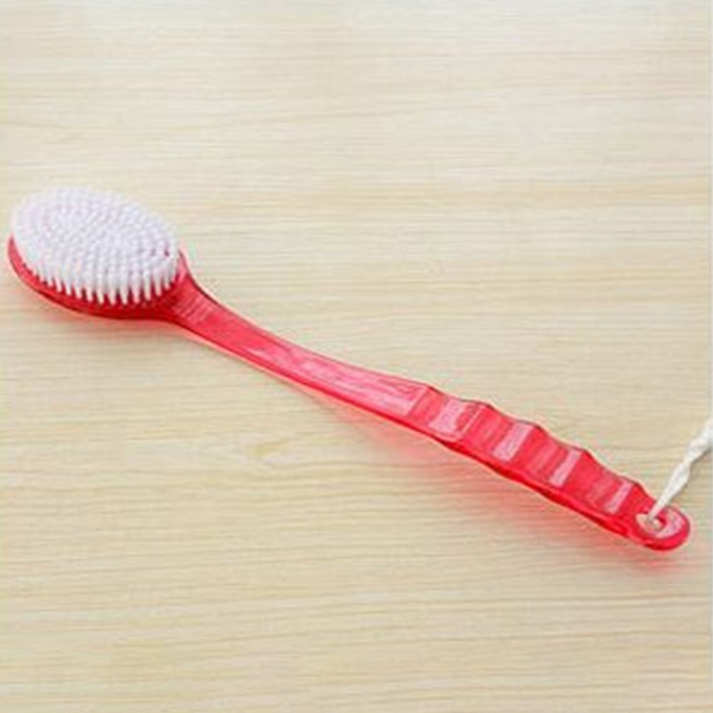 Long Handle Bath Body Brush with Super Soft Bristle Massage Shower Scrubber