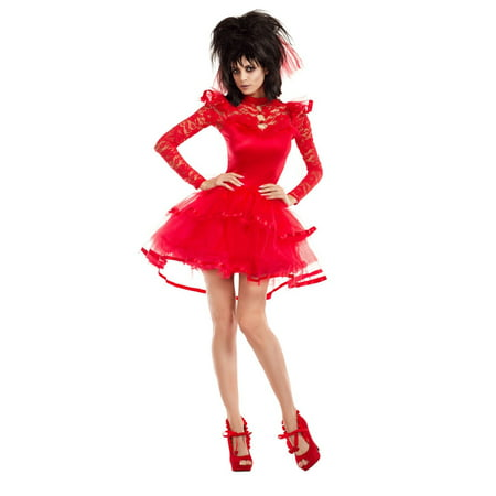 Beetle Halloween Costumes (Halloween Adult Sassy Beetle Bride)