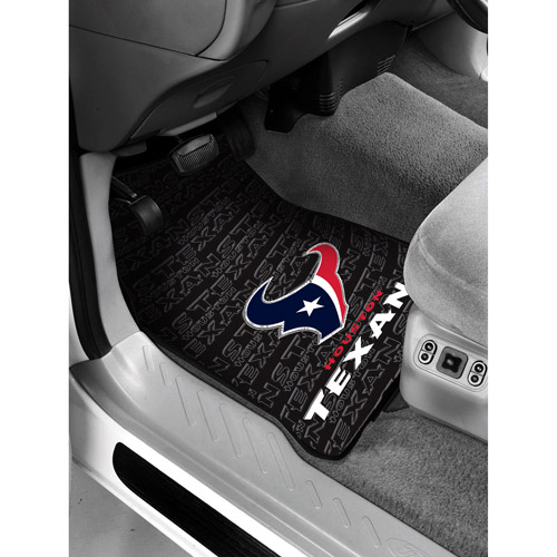 NFL - Houston Texans Floor Mats - Set of 2