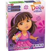Dora & Friends Fruit Flavored Snacks Assorted Flavors 10 ct 8 oz