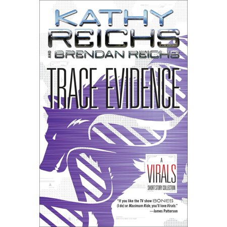 Trace Evidence : A Virals Short Story Collection](Cute Halloween Short Stories)
