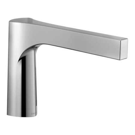 "Delta RP84828 Zura 12"" Tub Spout for 3 Hole Roman Tub Faucet In Chrome"