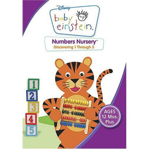 Baby Einstein: Numbers Nursery (Full Frame)