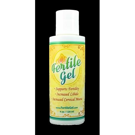 Fertile Gel - L-Arginine Gel - Supports Fertile Cervical Mucus