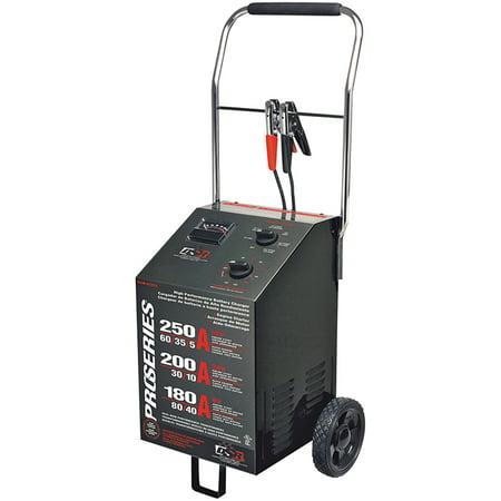 Schumacher Battery Charger Manual >> Schumacher PSW61224 ProSeries 6/12/24V Manual Wheel Battery Charger/Starter - Walmart.com