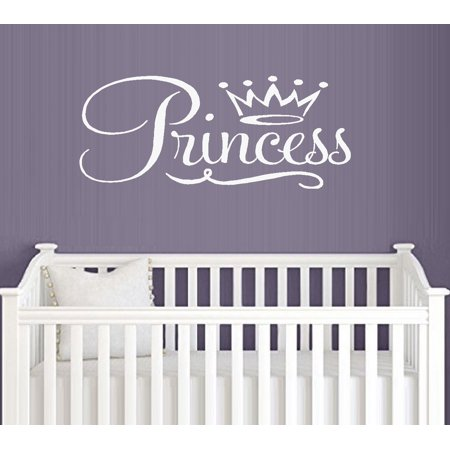 PRINCESS ~ WALL DECAL, HOME DECOR 10