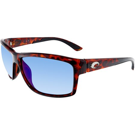 Polarized Mag Bay AA10OBMP Red Rectangle (Red Polarized Sunglasses)