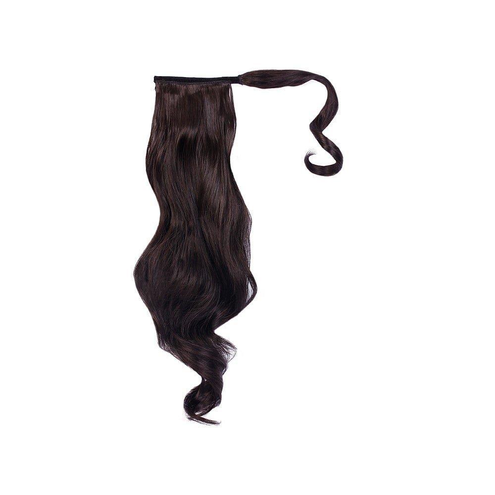 Jessica Simpson 23 Wrap Around Pony Hair Extensions R4 Midnight