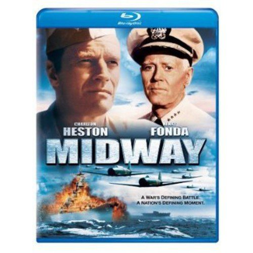 Midway (Blu-ray) (With INSTAWATCH) (Widescreen)