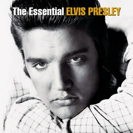 Essential Elvis Presley (CD) (Remaster) (Elvis Presley Brille)