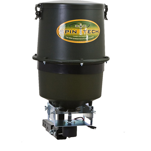"""SpinTech 100 lb Capacity Seeder Feeder fits 2"""" Hitch"""