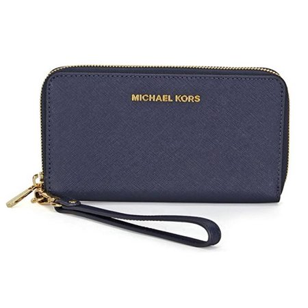 027aecfe4097f4 Michael Kors - MICHAEL Michael KorsJet Set Travel Large Flat MF Phone  Case - Walmart.com