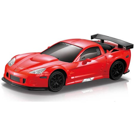 Corvette Cap (Corvette C6.R, 1:24 R/C Car, Red )