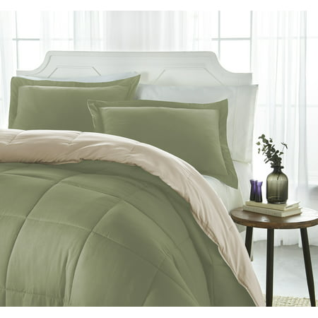 3 Piece Premium Ultra Soft Solid Duvet Cover Set by ienjoy Home